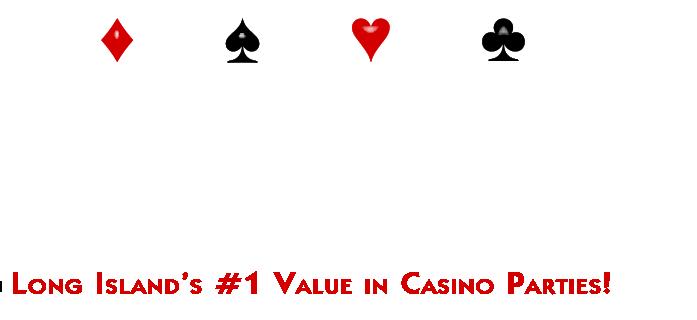 Joka's Wild Casino Entertainment - Long Island's #1 Value in Casino Parties!