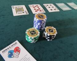 Texas Holdem Table Rental